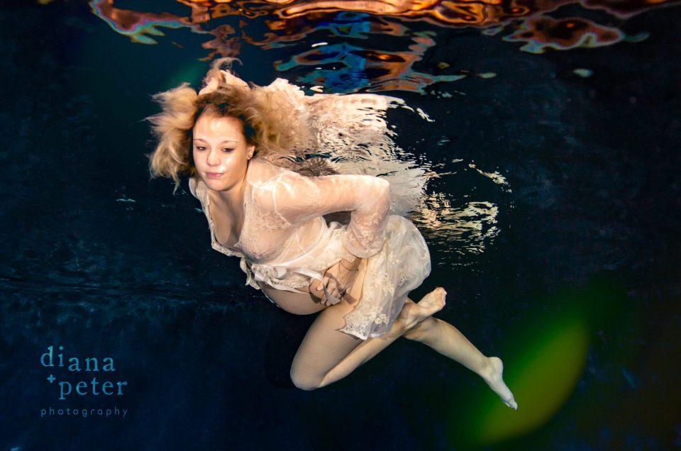 Unterwasserfotografie von Diana + Peter